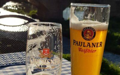 Sommerleichte Bierküche