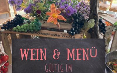 Wein & Menü